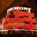 Die beeindruckende Fremont Street in Downtown Las Vegas