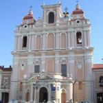 Bericht über meine Reise nach Litauen mit den Städten Kaunas und Vilnius