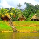 Ein Leitfaden und Guide für ein unvergessliches Lodge-Hopping am Suriname River