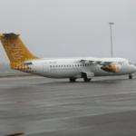 Ein Flugbericht über Malmö Aviation, einer Regionalfluglinie in Schweden