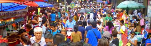 Manila, eine der pulsierendsten Städte dieser Welt