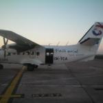Ein Flugbericht über Manx2, die Airline von der Isle of Man