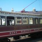 Eine Fahrt mit der Manx Electric Railway auf der Isle of Man
