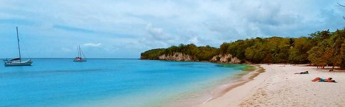 Reisebericht über die kleine Insel Marie-Galante in der Karibik südlich von Guadeloupe