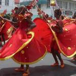 Bericht über meine Erfahrungen und Erlebnisse beim Mashramani in Guyana