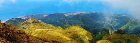 Bericht und Erfahrungen über meine Wanderung zum Montagne Pelée auf Martinique