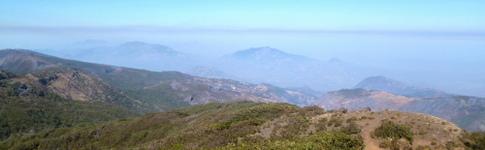 Der Mount Ramelau in Timor-Leste ist der höchste Berg im Land