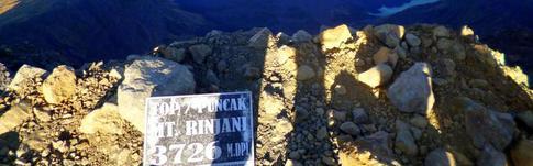 Bericht über die Wanderung zum Mount Rinjani auf Lombok in Indonesien
