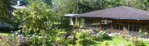Bericht über den untouristischen North Negros National Park auf den Philippinen