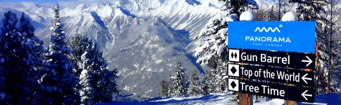 Testbericht über das Skigebiet Panorama Mountain Resort in British Columbia, Kanada