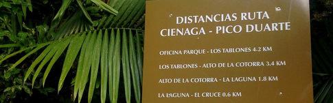 Ausführlicher Bericht über meine Wanderung zum Pico Duarte