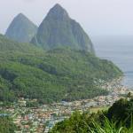 Ein Reisebericht über die Karibik-Insel St. Lucia, u.a. mit den Pitons und der Rodney Bay