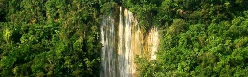 Bericht über den Salto El Limon auf Samana, einen der schönsten Wasserfälle der Dominikanischen Republik