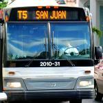 Artikel über die Möglichkeiten, vom Flughafen San Juan in die Altstadt, nach Condado, Isla Verde oder Ocean Park zu gelangen