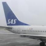 Ein Flug mit Scandinavian Airlines von Stockholm nach Berlin