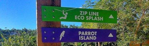 Bewertung und Erfahrungsbericht über den Scape Park Cap Cana in Punta Cana