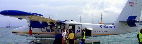 Bericht über meinen Flug mit dem Wasserrflugzeug von Seaborne Airlines