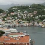 Die Inselhauptstadt von Grenada, St. George's