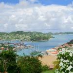 Kleiner Bericht und einige Bilder über St. Georges, die Hauptstadt von Grenada