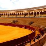 Bericht über die Stierkampfarena Maestranza in Sevilla