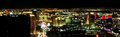 Bericht über unseren Besuch auf dem Stratosphere Tower in Las Vegas