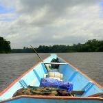 Bericht über meine Reise mit dem Koreal von Paramaribo über Atjoni nach Botopasi