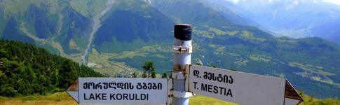 Reisebericht über die Kaukasus-Region Nr. 1 in Georgien: Svaneti