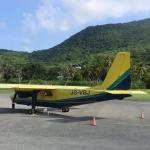 Ein Bericht von einem Flug mit SVG Air von Carriacou nach Grenada