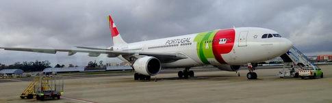Flugbericht über einen Flug mit TAP Portugal in der Economy Class