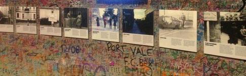 Bewertung und Erfahrungen zum The Wall Panorama von Yadegar Asisi über die Mauer in Berlin
