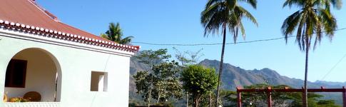 Übersicht über meine Unterkünfte in Timor-Leste bzw. Osttimor