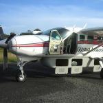 Bericht über meinen Flug mit Trans Guyana Airways von Bartica nach Georgetown Ogle