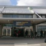 Übersicht über die sehr begrenzten Transfer-Möglichkeiten vom Airport Landvetter in die City von Göteborg
