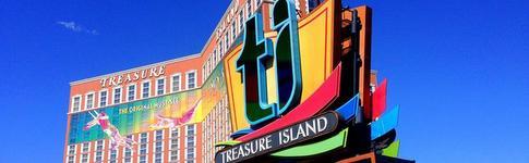 Ausführliche Hotelbewertung über das Treasure Island Resort am Strip in Las Vegas