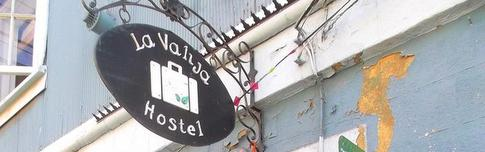 Überblick über meine Unterkünfte in Valparaiso und San Pedro de Atacama
