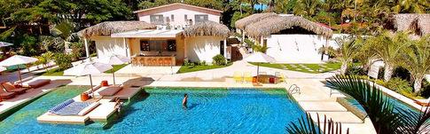 Unterkünfte in Costa Rica - Eco-Lodges, Gästehäuser, Surf-Hotels und mehr