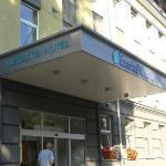 Hotelbewertung über das Ecotel Vilnius in der Hauptstadt Litauens