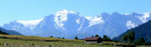 Bericht über unsere Wanderung zum Mount Ushba Gletscher in der Svaneti-Region