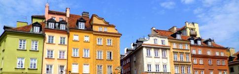Erster Teil der Weltreise: mein Reisebericht über Warschau
