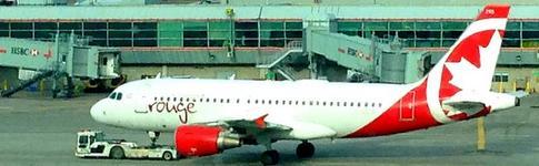 Bericht und Vergleich der beiden Airlines in Kanada, WestJet und Air Canada