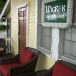 Hotelbewertung über das Wicker Guesthouse auf Key West