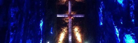 Blogpost über die Salzkathedrale von Zipaquira, der bekanntesten Sehenswürdigkeit von Bogota