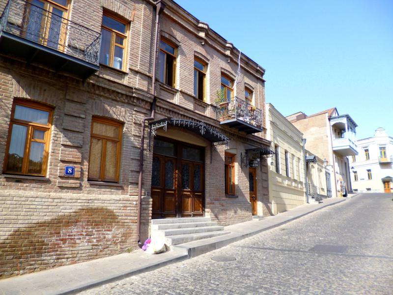 Metekhi, die ursprüngliche Altstadt von Tiflis