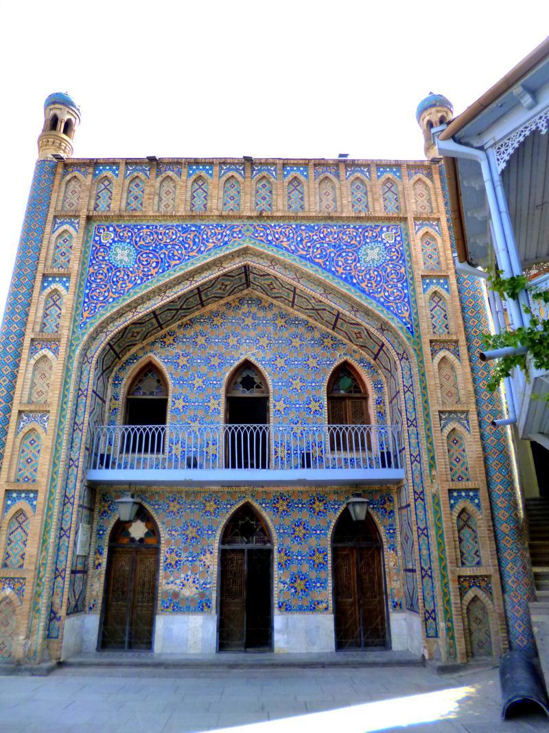Die Jumah Moschee in Tiflis