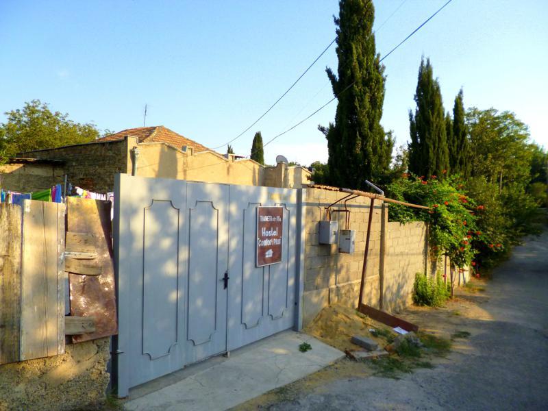 Das sehr günstige Hostel Comfort Plus in Tiflis - optimal für Weltreisende und Backpacker
