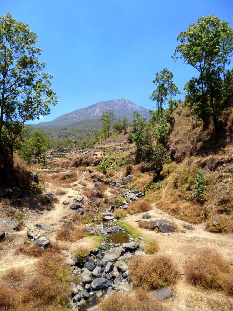Der Mount Ramelau, höchster Berg von Timor-Leste