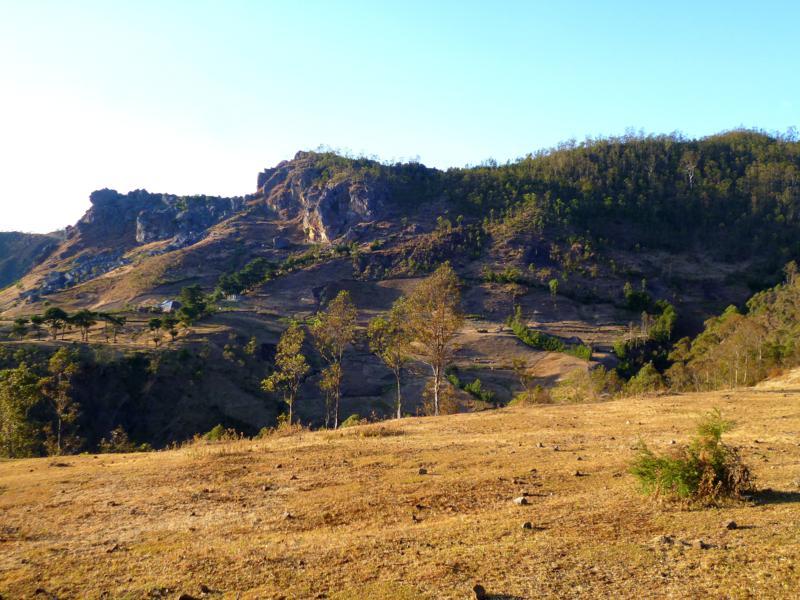 Wanderung zum Mount Ramelau, dem höchsten Berg von Timor