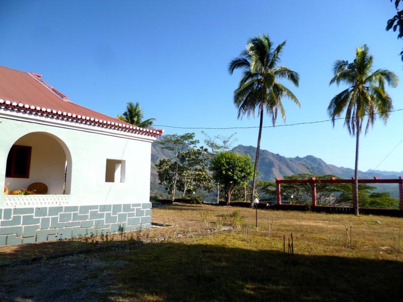Die Pousada Same im gleichnamigen Ort im Süden von Timor