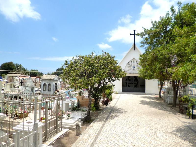 Der Santa Cruz Friedhof in Dili, Schauplatz des verheerendes Massakers des indonesischen Militärs