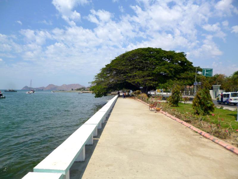 Die Promenada von Dili
